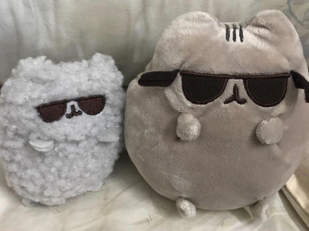 Pusheen Cats wearing Sunglasses