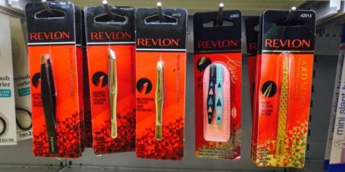 Revlon Multipurpose Tweezers Only $2.63 Shipped on Amazon
