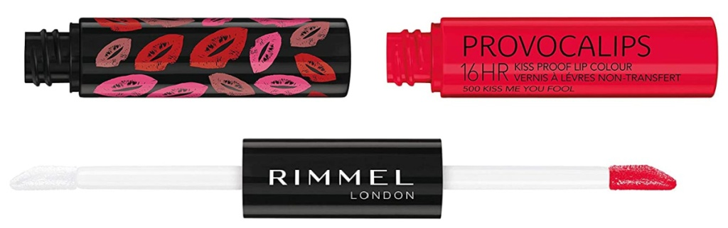Rimmel Provocalips Lip Colour in Kiss Me You Fool