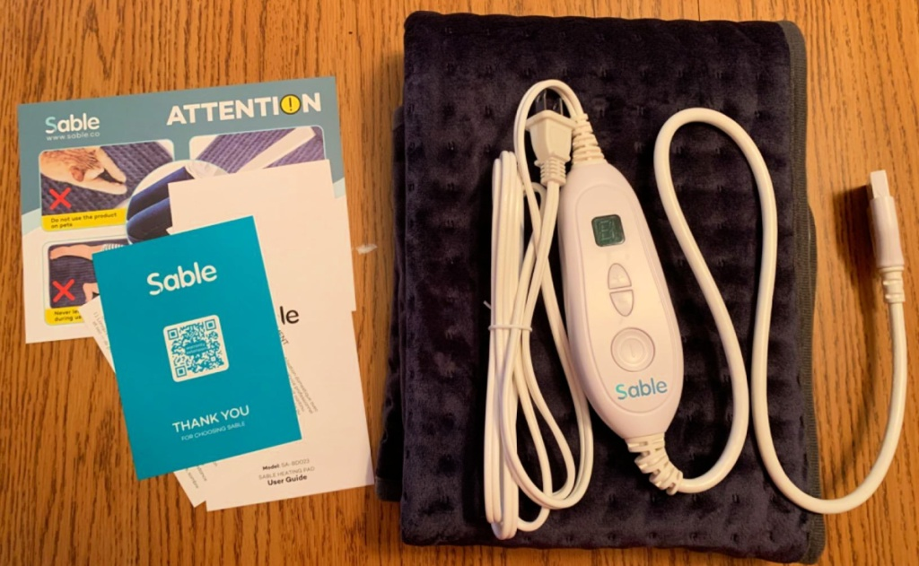 Sable XXX-Large Heating Pad