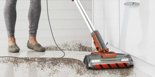 Get Over $100 Off the Highly Rated Shark APEX Lift-Away Vacuum + Earn $30 Kohl's Cash