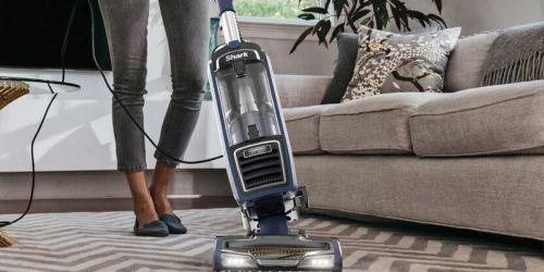 Shark Vacuum w/ Self-Cleaning Brushroll from $195.99 Shipped (Regularly $380)