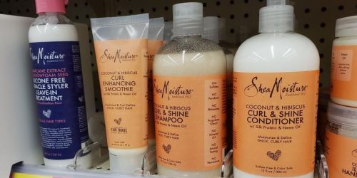 SheaMoisture Hair Care from $2 Each at Walgreens (Regularly $7+) | In-Store & Online