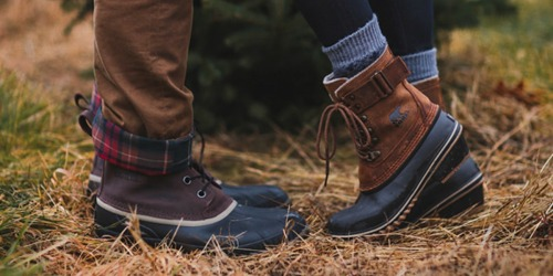 Up to 65% Off Outdoor Shoes & Apparel for the Family | Sorel, The North Face & More