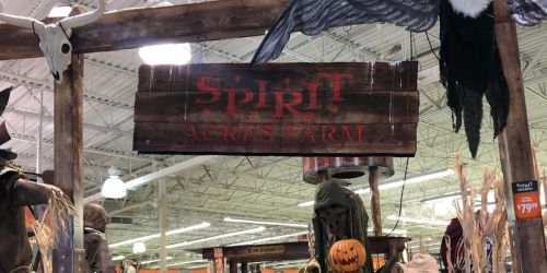 Spirit Halloween Stores are Opening | Find Out How to Save 20%