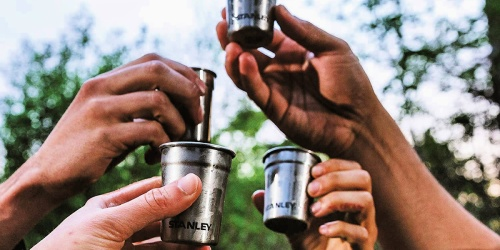 Stanley Shot Glass & Flask Set from $20.70 on Amazon (Regularly $40)
