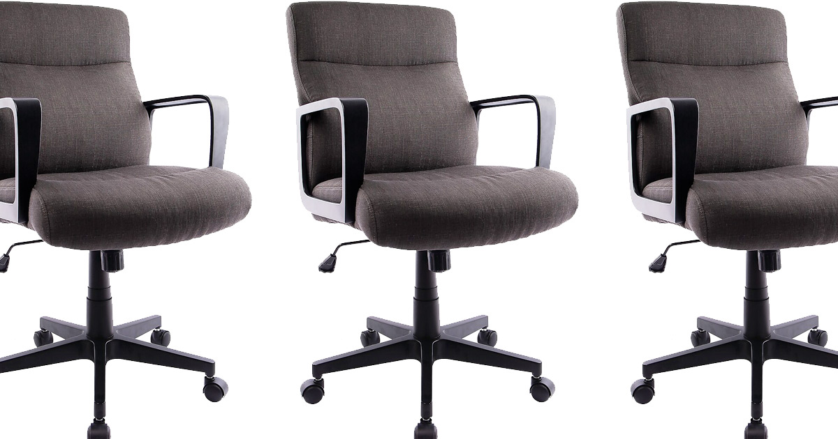 Staples Office Chair Just 69 99 Shipped Regularly 130 Great Reviews Hip2save