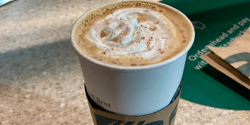 5 Starbucks Drinks for Fall That Are Out Now!
