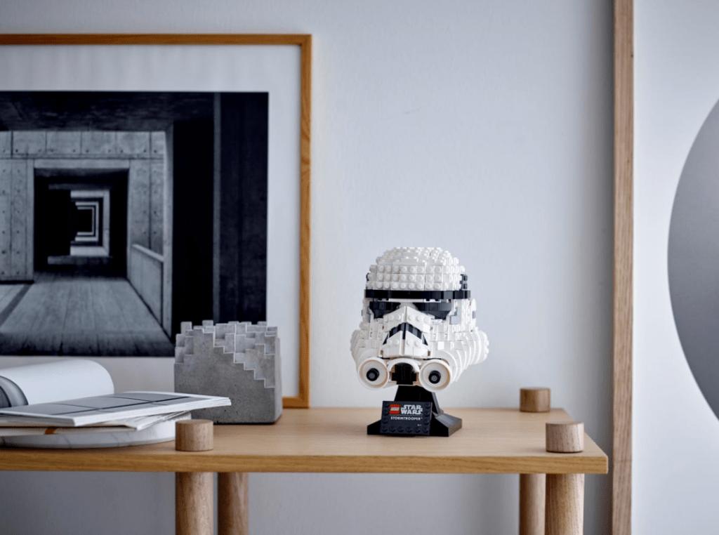 Stormtrooper Lego Helmet