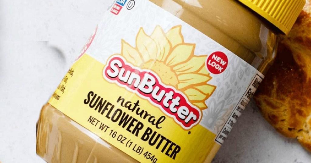 Sunbutter Natural Butter