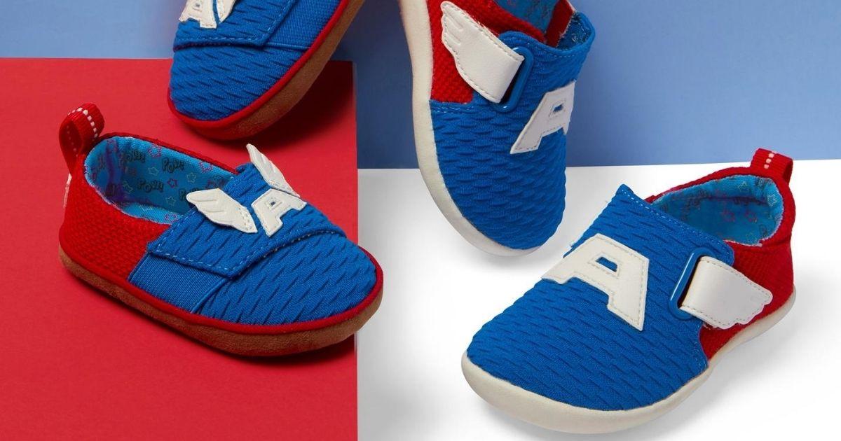 TOMS Marvel Shoes
