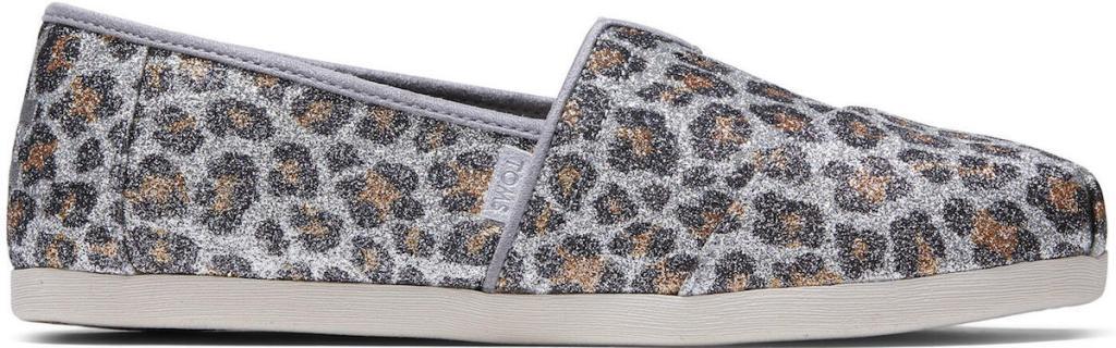 cheetah print shoe