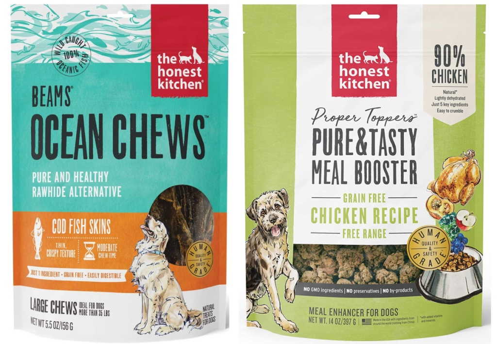 The Honest Kitchen Pet Food (1)