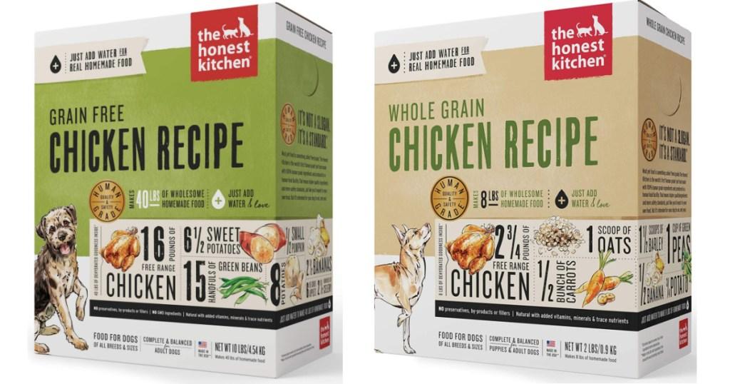 The Honest Kitchen Pet Food
