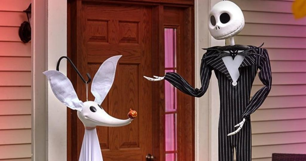 Disney's The Nightmare Before Christmas Halloween Decorations from