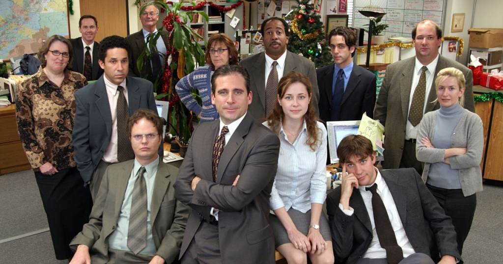 cast of The Office tv show