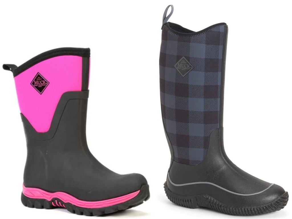 The Original Muck Boot Company 2 pairs of women's boots