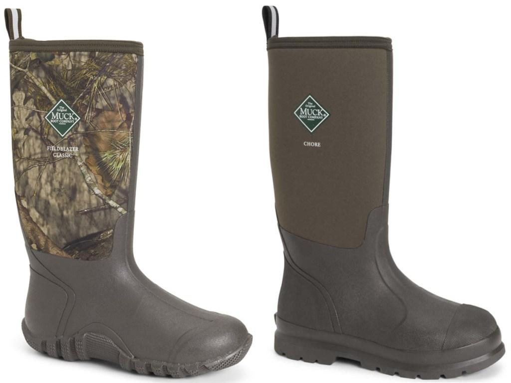 The Original Muck Boot Company men's boots