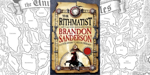 The Rithmatist Kindle eBook Only $2.99 on Amazon | Young Adult Novel