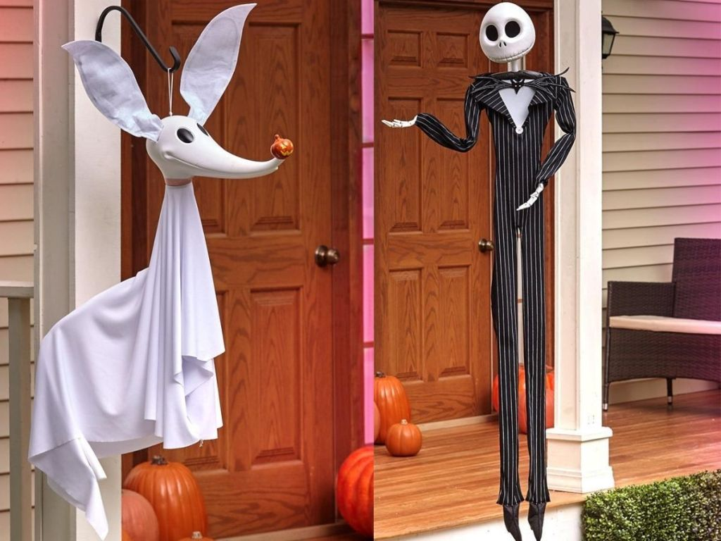 Disney S The Nightmare Before Christmas Halloween Decorations From 16 99