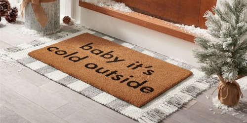 Up to 80% Off Rugs & Doormats + FREE Shipping for Kohl's Cardholders