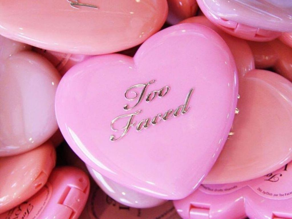 heart shaped compacts