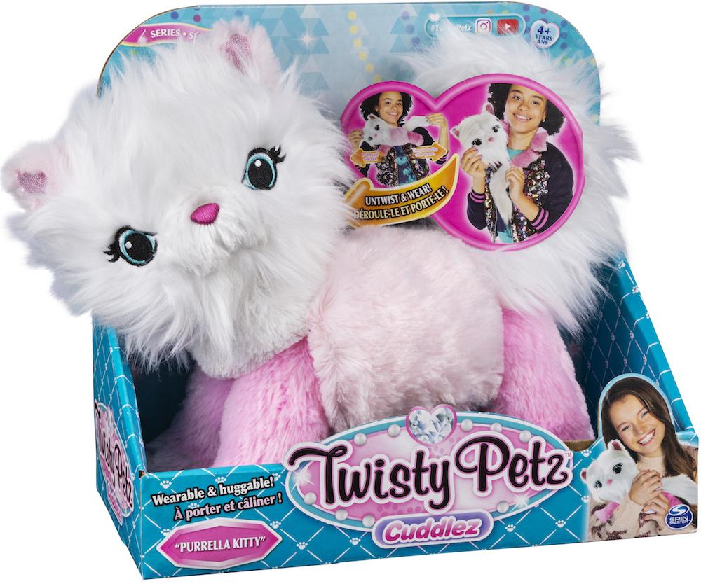 Twisty Petz kitty