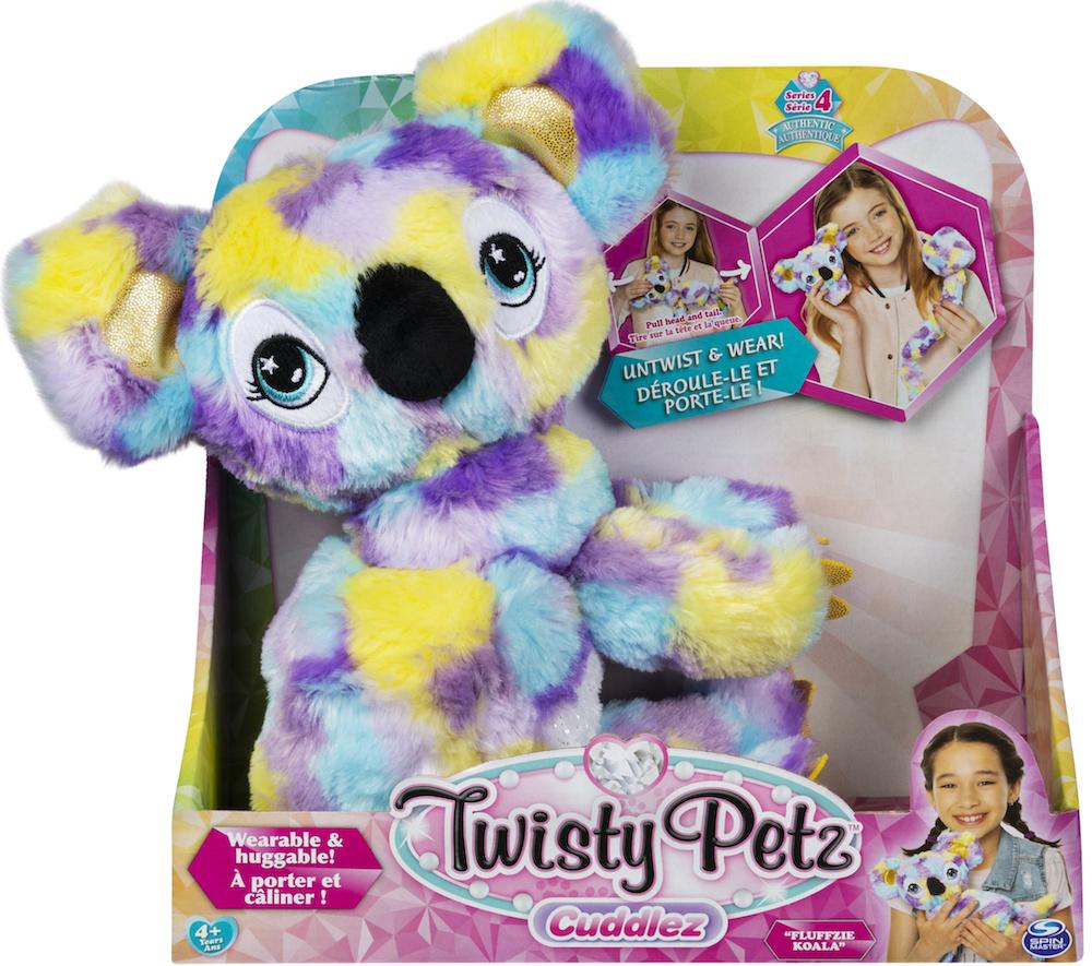 Twisty Petz koala