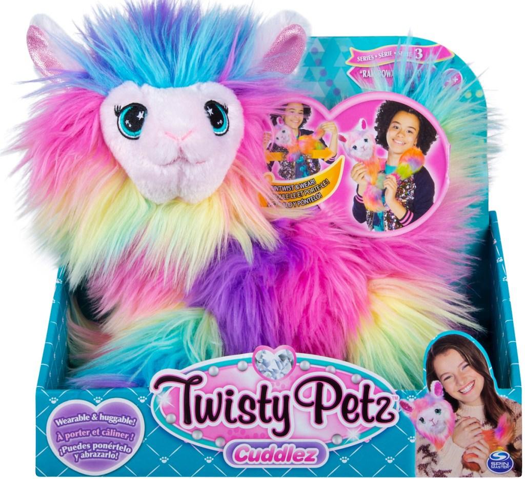 Twisty Petz llama