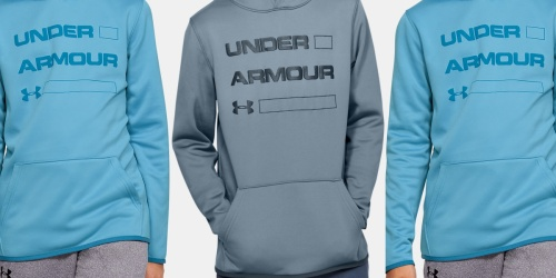 Under Armour Hoodies for the Family from $19.99 on Zulily (Regularly $40+)