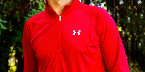 Under Armour Men's Pullover Just $21.95 Shipped (Regularly $40)