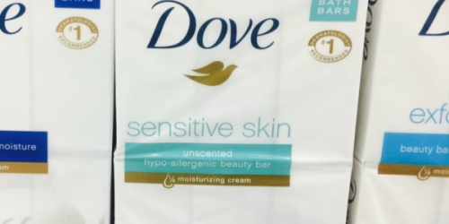 Dove Beauty Bar 16-Pack Only $12.81 Shipped on Amazon | Just 80¢ Per Bar