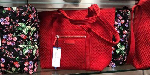 Up to 65% off Vera Bradley Handbags & Accessories
