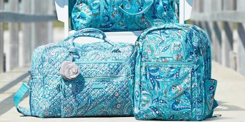 Vera Bradley Weekender Duffle Bag Just $35 Shipped (Regularly $100)