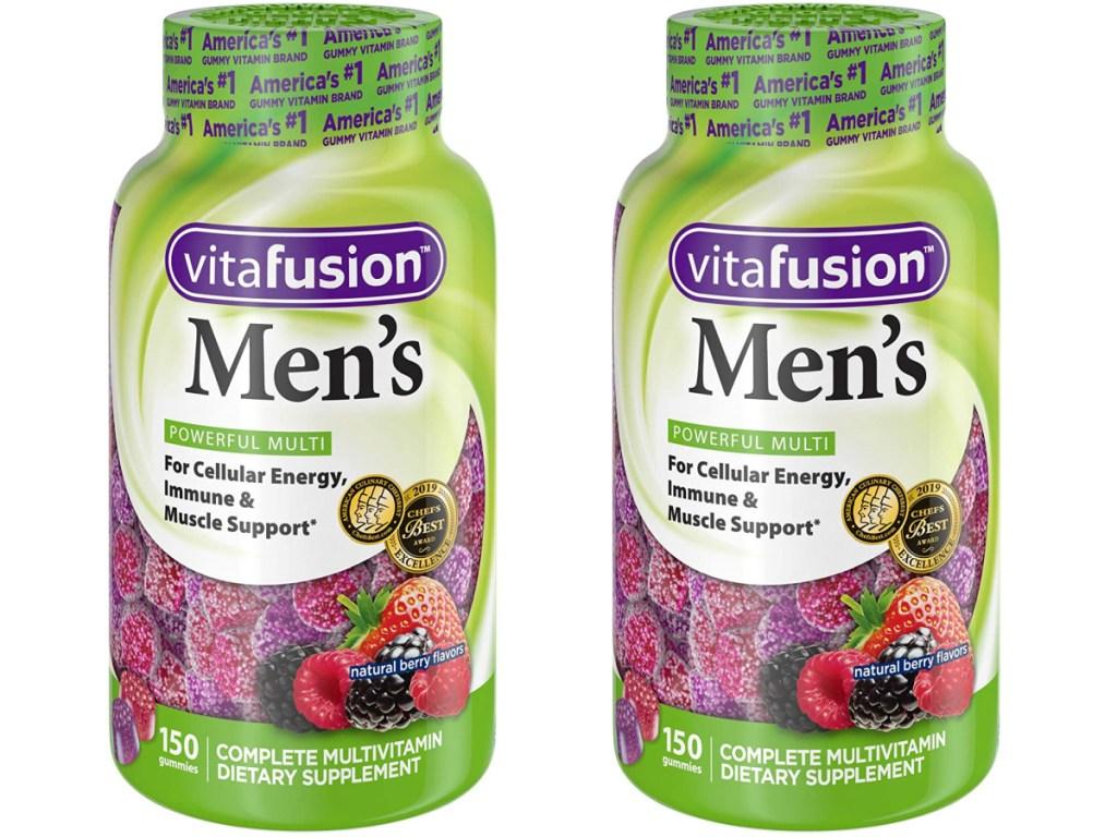 Vitafusion mens powerful multi vitamina