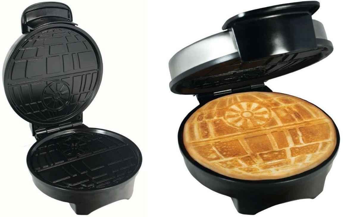 A Star Wars waffle maker