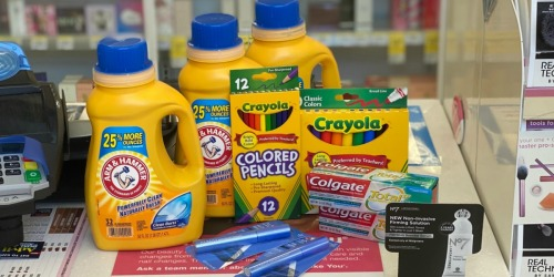 Best Walgreens Ad Deals 8/16 – 8/22 | FREE Toothpaste, Cheap School Supplies & More