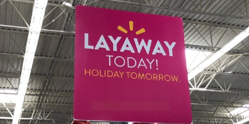 Walmart's Holiday Layaway Available NOW | Shop Early & Have More Time to Pay