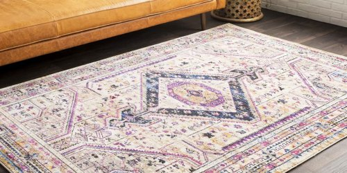 Up to 80% Off Wayfair Area Rugs | Large Selection of Styles & Sizes