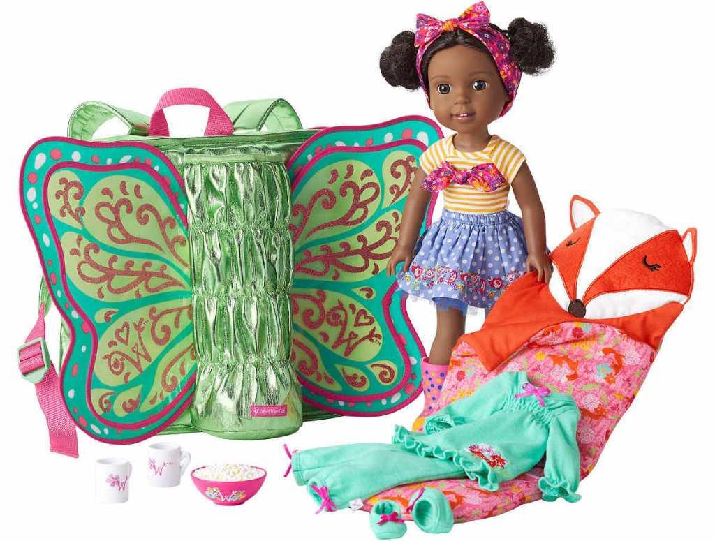 WellieWishers Doll Set