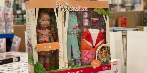 American Girl WellieWishers Doll & Accessories Sets Just $99.99 on Costco.com | In-Stock Now