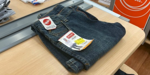 Wrangler Boys Jeans Just $5 + More Apparel Clearance at Walmart