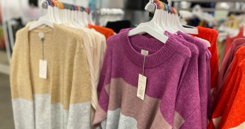fall colored a new day color block sweater (1)