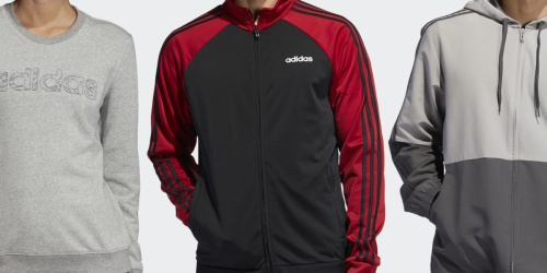 Up to 70% Off Adidas Apparel for The Entire Family + FREE Shipping