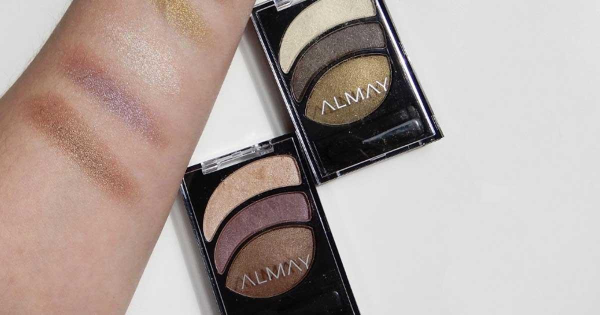 almay eyeshadow palettes