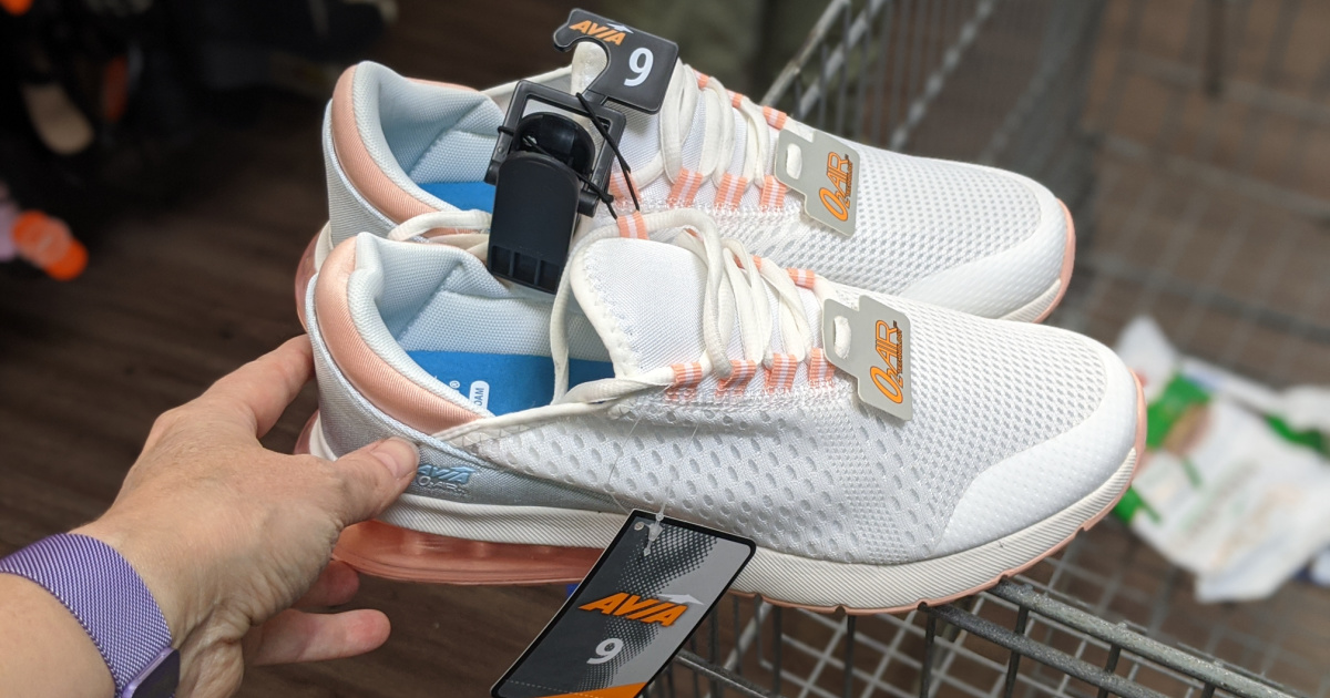 Athletic Shoes from $16.98 at Walmart