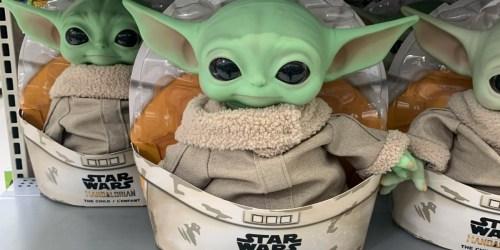 Star Wars The Child Plush Only $19.87 on Walmart.com