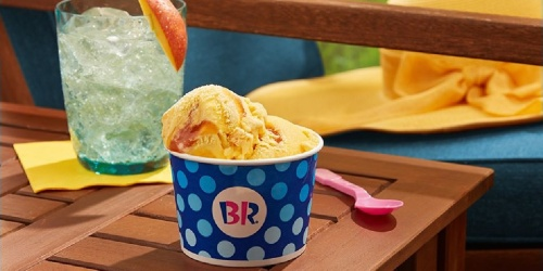 T-Mobile & Sprint Customers, Get a FREE Baskin Robins Gift Card & Redbox Disc Rental