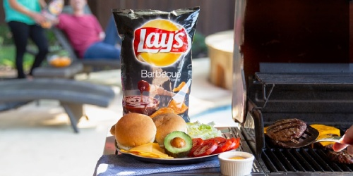 Frito-Lay Is Recalling Lay's Barbecue Flavored Potato Chips Due to Allergy Concern