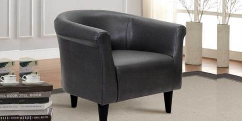 Mainstays Accent Chair Only $99 Shipped on Walmart.com (Regularly $200)